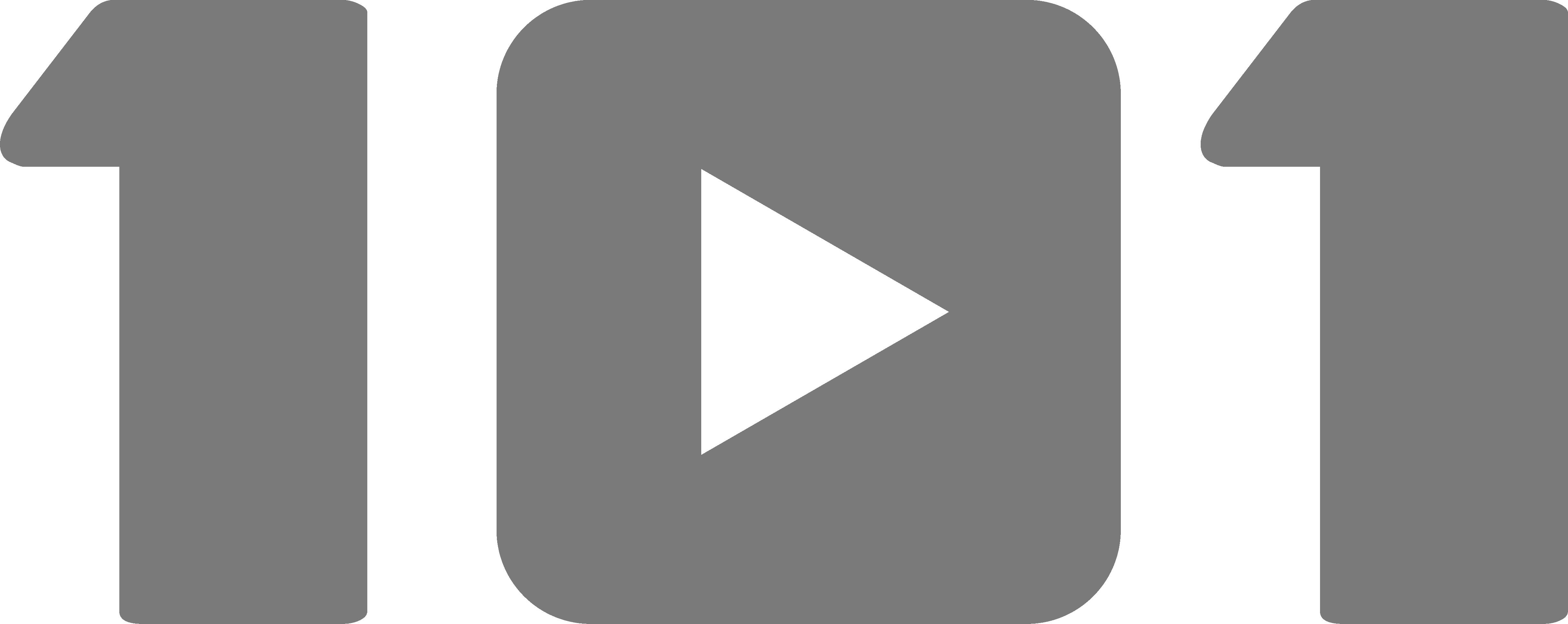 101 Logo Grey